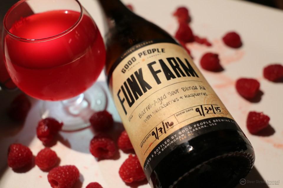 Good People Funk Farm Sour Blonde