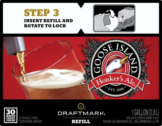 Goose Island Honkers Ale Draftmark