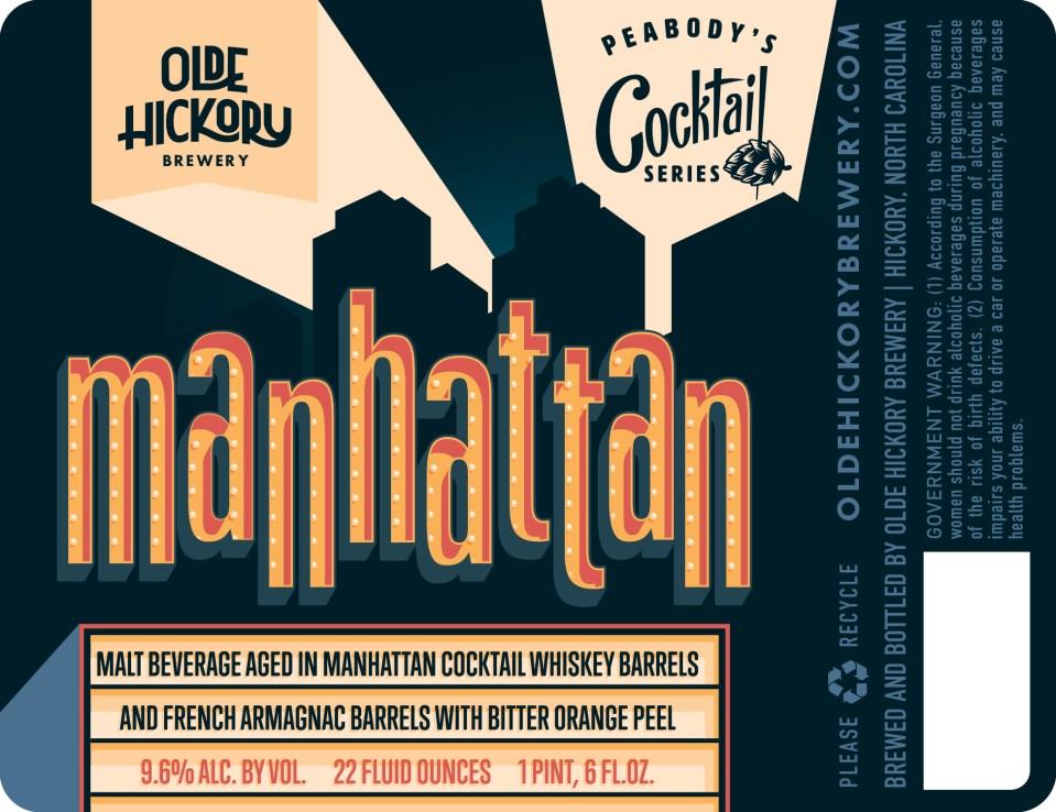 Olde Hickory Manhattan