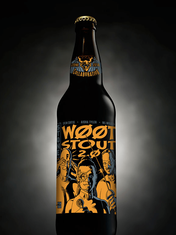 Stone WootStout 2.0