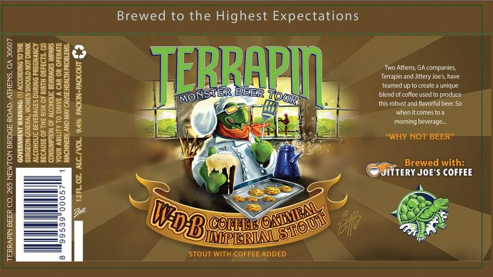 Terrapin Wake-n-Bake cans