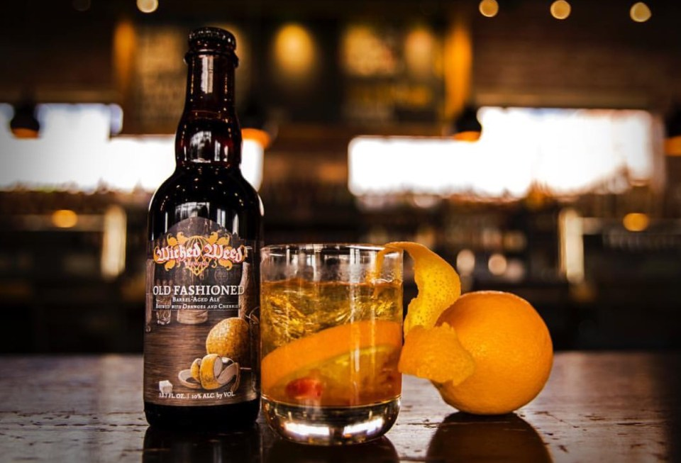 Wicked Weed Old Fashioned