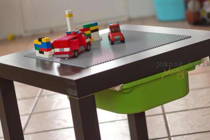 Ikea Lack Kast 8 Awesome Diy Lego Tables For Kids | Beesdiy.com
