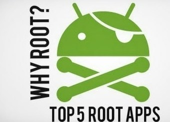 Top 5 Apps for Rooted Android Phone
