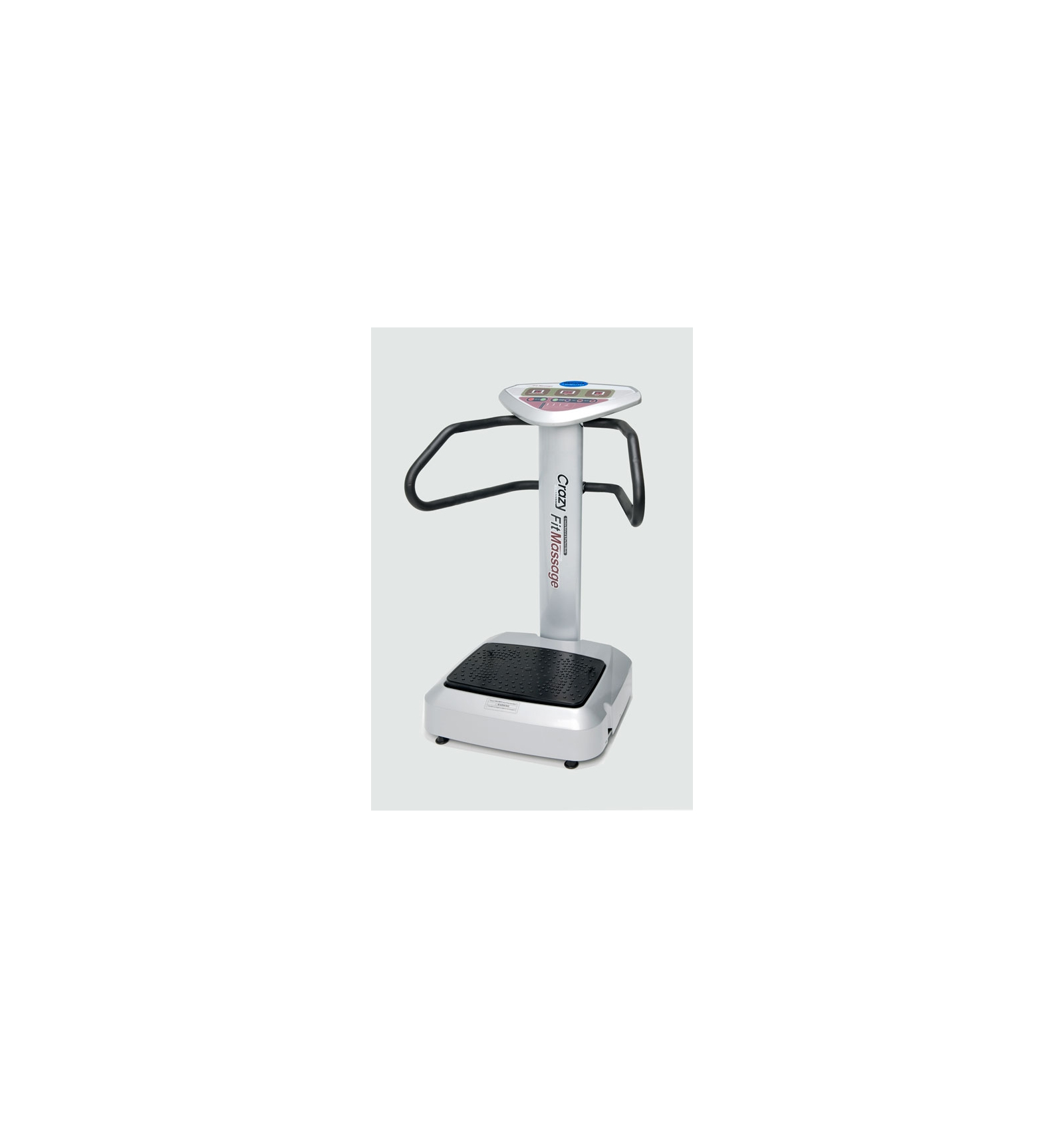 Pedana Vibrante Massaggiante Pedana Oscillante Crazy Fit Massage Semi Professionale