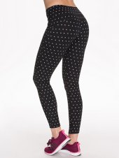 dots sportbroek met stippen nly collectie - workout gear - nelly.com - blogger - be fit and fashionable - fashion find