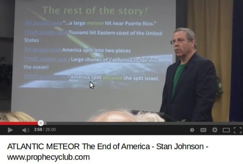 Meteor Will Hit Puerto Rico In 2014 Tsunami East Coast /page/297