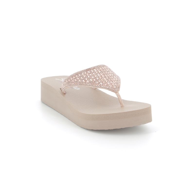 Egg Pram In Rose Gold Skechers Vinyasa Tiger 31601 Rsgd Rose Gold Sandals