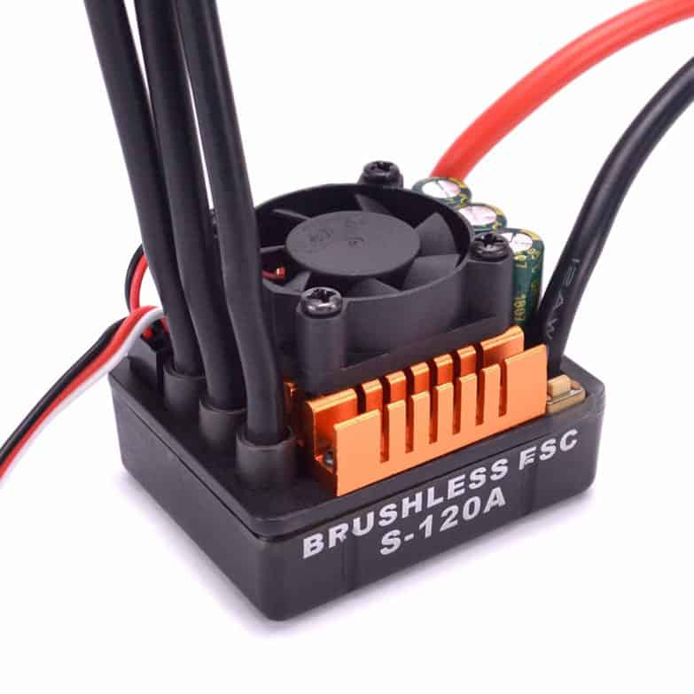 What is a ESC for on a RC Car