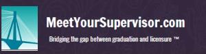 meet your supervisor