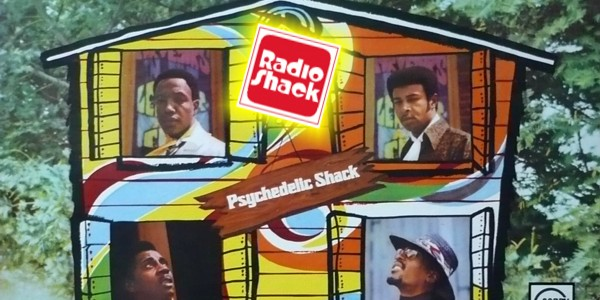 Psychedelic Shack