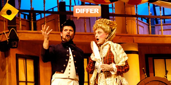 Yes, that's the Big Differ, DenVan, as the Captain of the Pinafore in 2006
