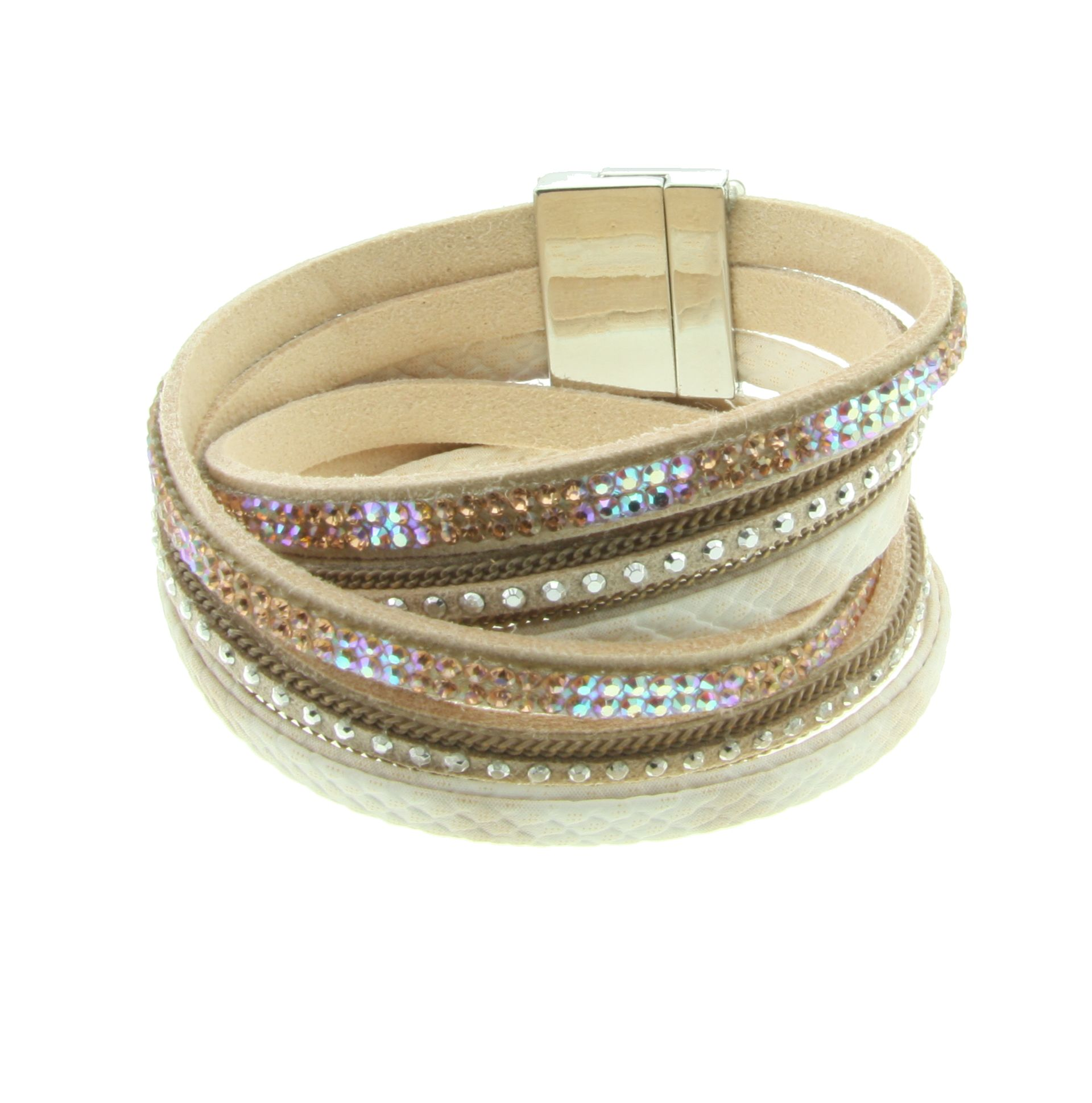 Magneet Armband Magneet Armband Shine Behave Sieraden Mode Accessoires
