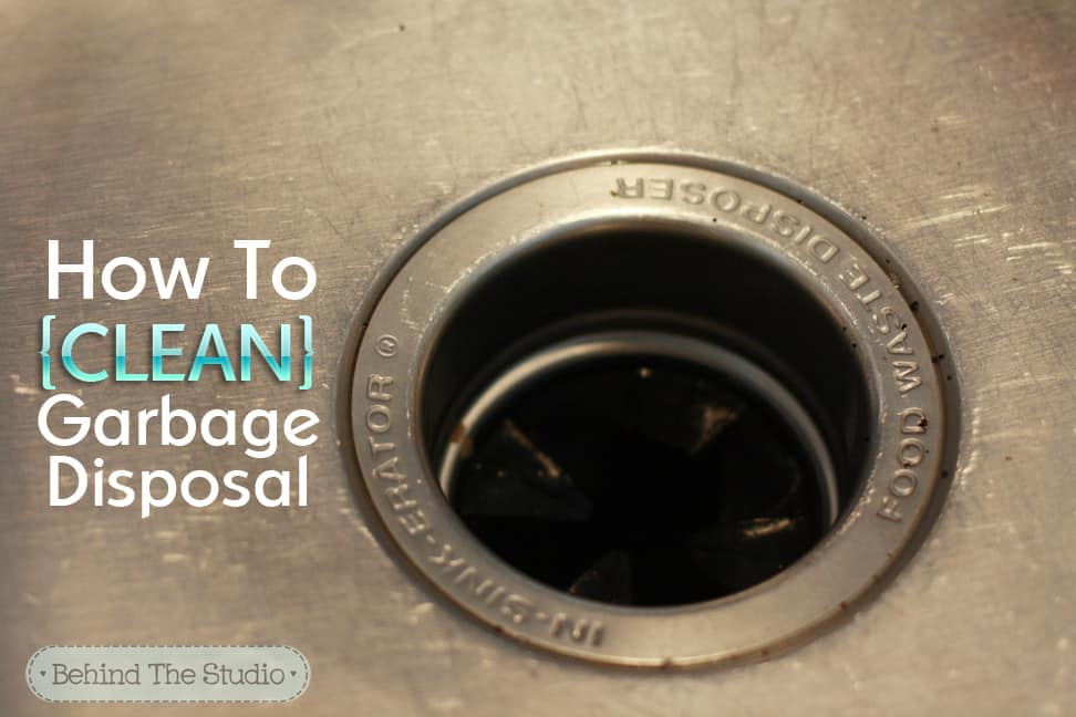 Green Cleaning Method – How To Clean The Garbage Disposal With