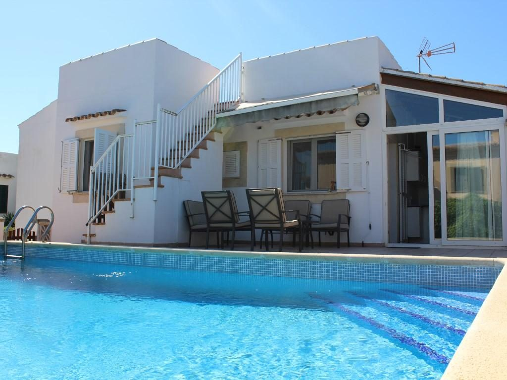 Pool Kaufen Real Cozy Chalet With Pool In Portocolom Behome Mallorca