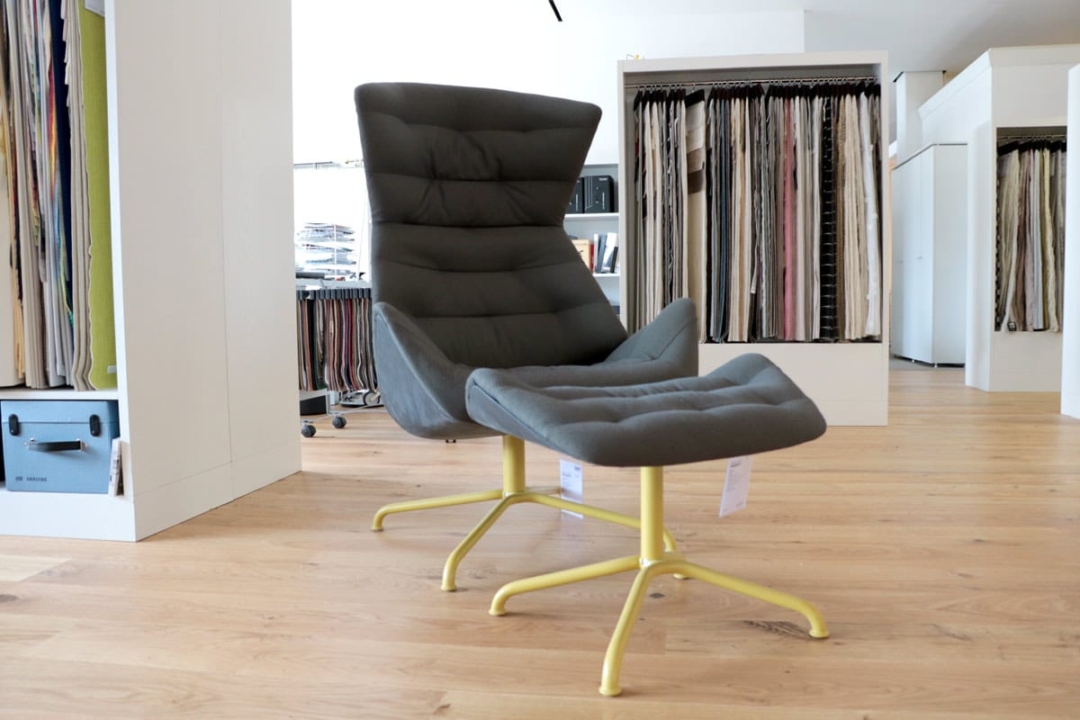 Lounge-sessel 808 Thonet Loungesessel 808 Behr Einrichtung
