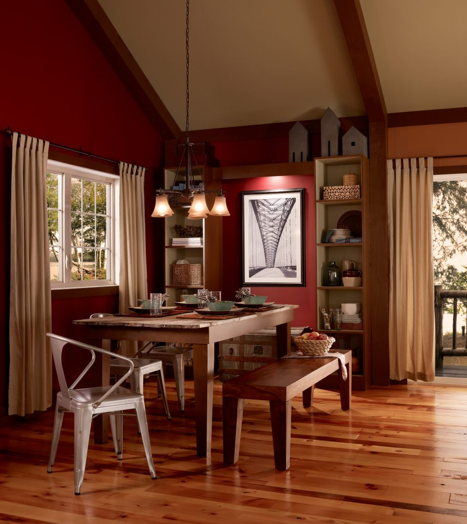 Color Of The Month Red Pepper Colorfully Behr