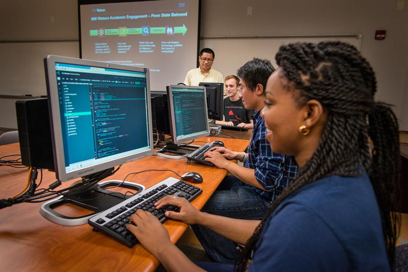 Computer Science Penn State Behrend - computer science personal statement