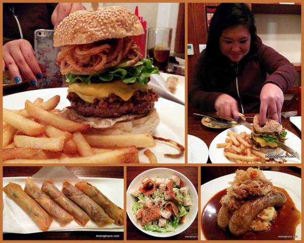 xl burgers sausages salads spring rolls.jpg