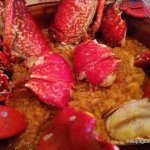 Maybe a bit fancy for 'comfort food' but this lobster paella at Niajo is delicious.