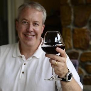 Mike Signorelli Signature Wine Club photo for Grape Wall of China post