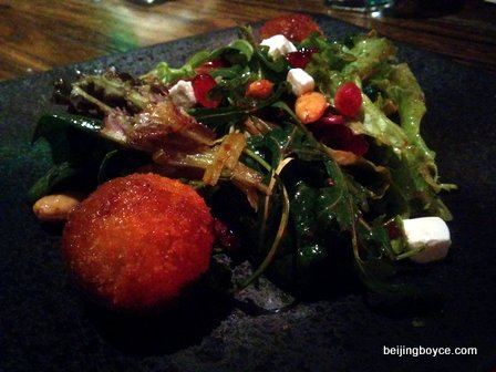 Q Mex Marcus Medina ceviche fritters causa tacos carnitas and more Beijing China (2)