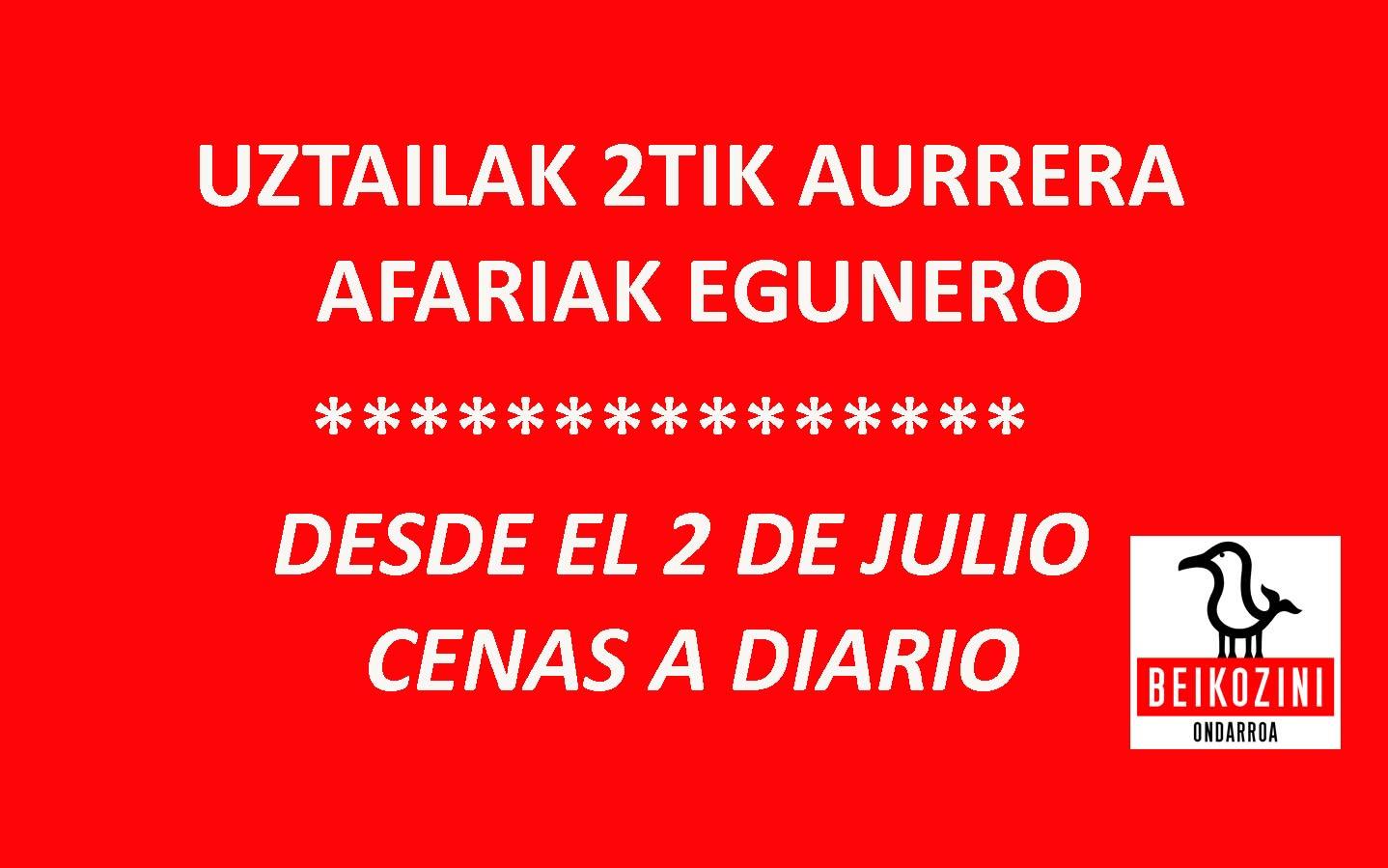 AFARIAK-EGUNERO