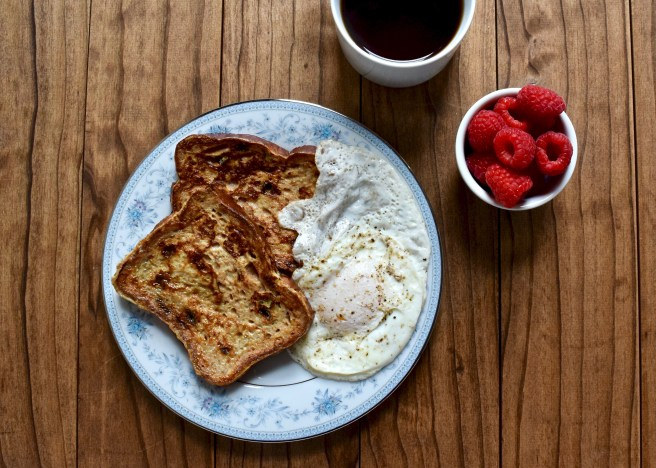 Gluten-Free French Toast (Dairy-Free)