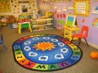 Home Design Letsroll: Preschool Classroom Decoration Ideas