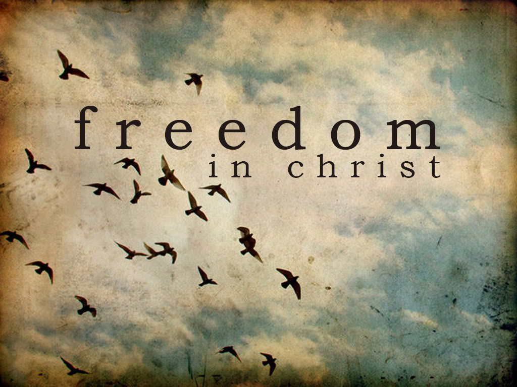 Freedom Picture Free In Christ Being Woven