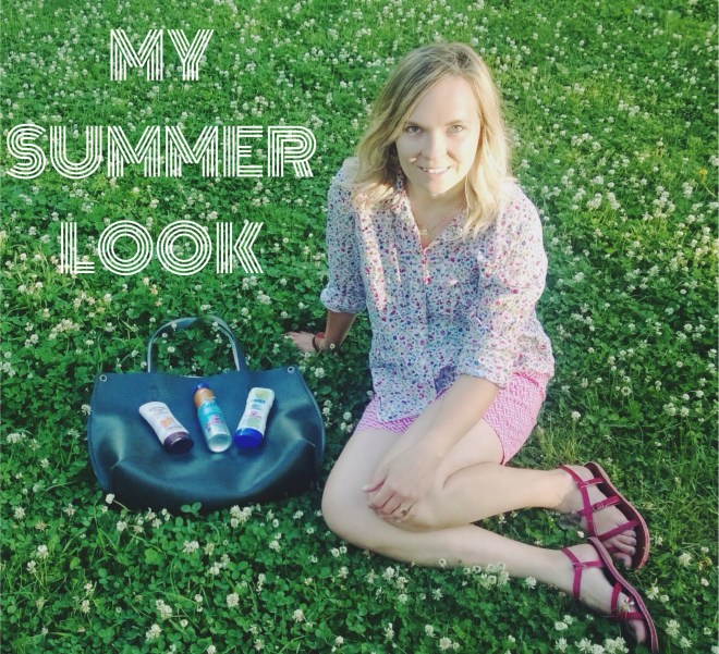 my-summer-look