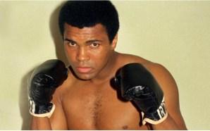 وفاة اسطورة الملاكمة محمد علي كلاي