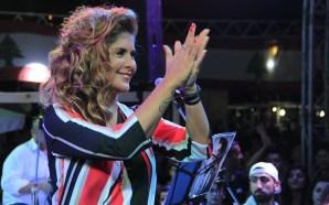 الين لحود… تغني كبار من لبنان