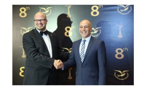جورج صليبي يحصد بجدارة جائزة أفضل برنامج سياسي