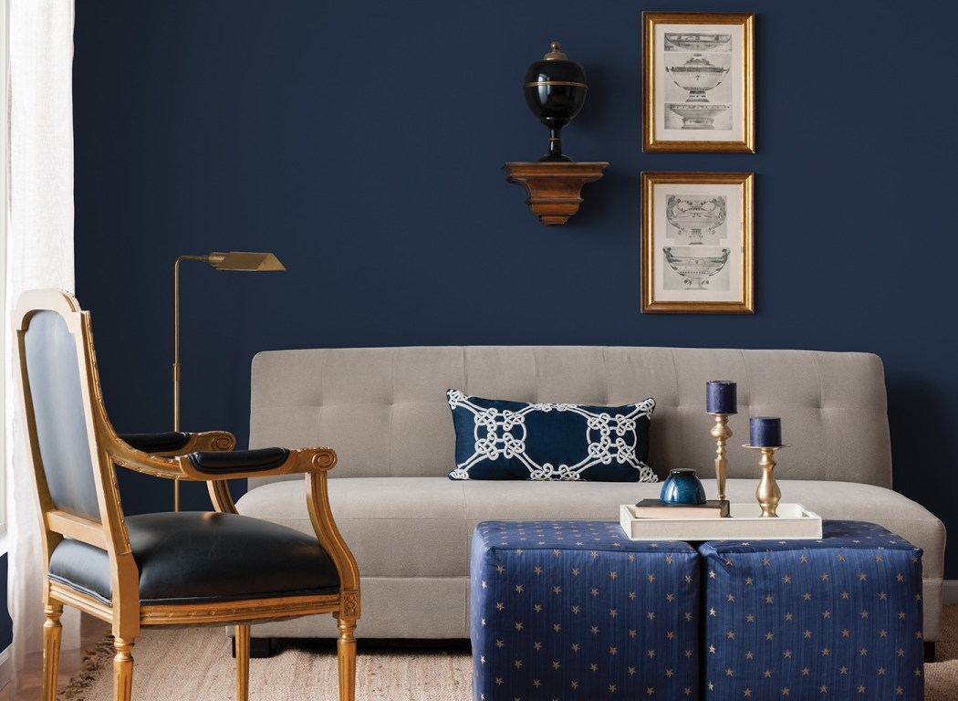 Blue Living Room Decor Ideas 50 Shades Of Blue Home Decor