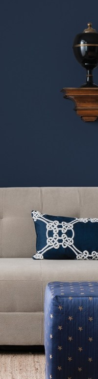 50 Shades of Blue!  home decor