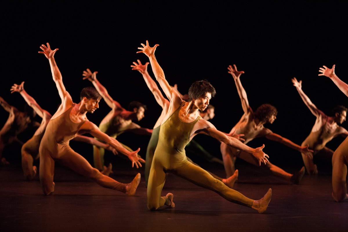 Le Sacre Du Printemps The Rite Of Spring Béjart Ballet Lausanne