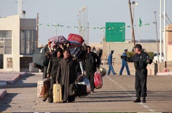 frontière algéro-libyenne