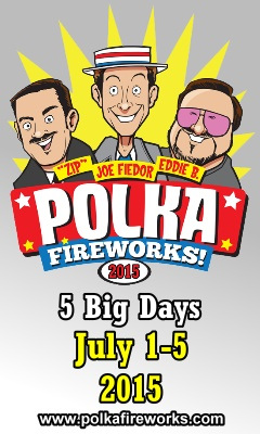 Polka Fireworks 2015