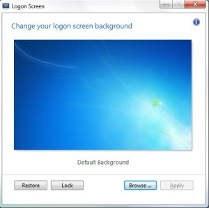 Cara Mengganti LogOn Screen pada Windows 7 Seven