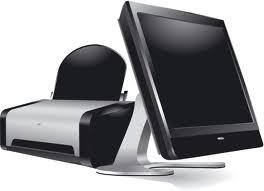 monitor dan printer sebagai perangkat out put