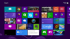 mengganti foto profil windows 8