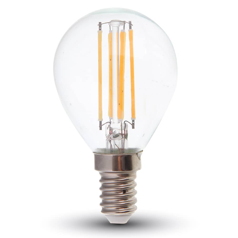 E14 Lamp Led Filament E14 Lampe 4w 320lm Warmweiss Dimmbar Hier