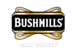 BUSHMILLS LOGO LATE 2015 -shading Irish Whiskey-01