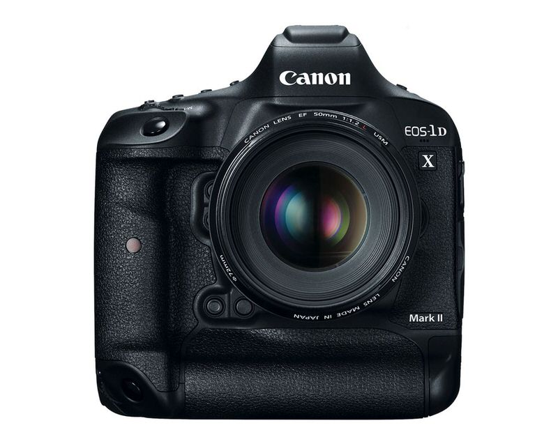Canon 1dx mark ii ef50l depan
