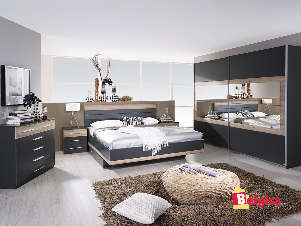 Schlafzimmer Set Otto Chambre A Coucher Tarragona Belgica Be