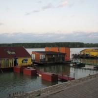 Splavs at Dorćol quay