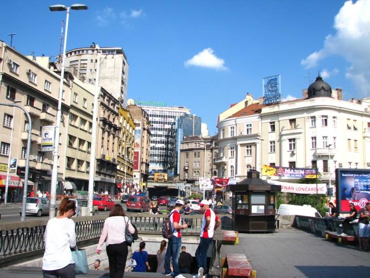 Zeleni Venac square