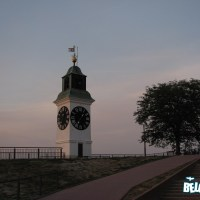 Petrovaradin Fortress Clock Tower