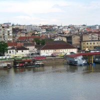 Savamala and the Sava river